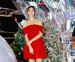 Ananya Panday celebrates Christmas with childrens of charitable trust