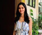 Ananya Panday seen at Andheri