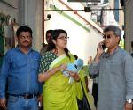Locket Chatterjee complains against Anubrata Mandal