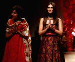 Amazon India Fashion Week Summer Spring 2017 - Vaani Kapoor, Payal Jain