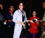 Anushka Sharma spotted at airport