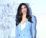 Athiya Shetty at the launch of a studio