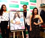 Cosmopolitan's April 2018 Cover launch - Athiya Shetty