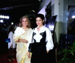 Dimple Kapadia to star in Christopher Nolan's Film,Twinkle Khanna feels a proud daughter