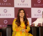 Pati, Patni aur Woh's Bhumi Pednekar flaunts her yellow shararas blissfully