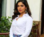 Bhumi looks cute as she promotes Saand Ki Aankh at Delhi's Ram Leela ground