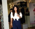 Bhumi Pednekar seen at Juhu