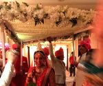 Bipasha, Karan tie the knot