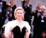 Cate Blanchett: Look forward to more refugee stories