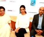 Deepika Padukone launches TLLLFoundation survey