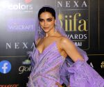 Deepika Padukone shares a funny meme comparing her purple outfit to a mop