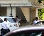 Deepika, Ranveer spotted at Bhansali's Mumbai residence