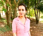 Dia Mirza's Black – White Boss Lady look was powerful at the Jaipur Literature Festival