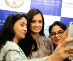 12th Annual Organ Donor Felicitation  -Dia Mirza