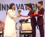 United Nations Young Changemakers Conclave - Dia Mirza, Vikram Kailas