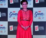 Launch of television travel show Ganga The Soul of India