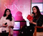 "Dia Mirza releases book ""The Sound of Silence"