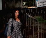 Divya Dutta seen at Juhu