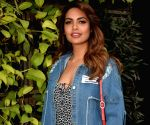 Esha Gupta seen at a Furniture store