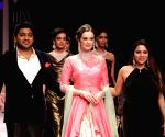India International Jewellery Week 2015 - Evelyn Sharma