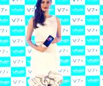 Launch of Vivo V7+ smartphone -  Evelyn Sharma
