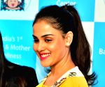 "Genelia D'Souza launches ""Baby and Mother Wellness Centre"
