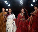 Lakme Fashion Week Winter/Festive 2019 - Genelia D'Souza
