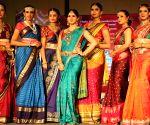 Harshika Poonacha during a jewelry show