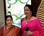 Free Photo: B-Town celebs mourn death of Sushma Swaraj