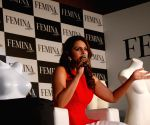 Launch of new Femina issue 'My Body My Rules'