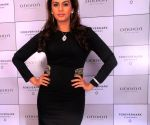 Huma Qureshi unveiled an exquisite range of red carpet jewellery collection