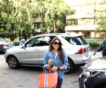 Isha Koppikar seen at Bandra