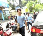 Ishaan Khatter seen at Mumbai's Bandra