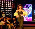 Jacqueline at  Blenders Pride fashion show