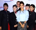 launch of British Airways frist 787-9 flight