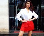 """Judwaa 2"""" - promotion - Jacqueline Fernandez"""