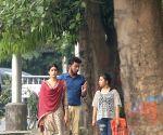 """Janhvi Kapoor shoots for """"Dhadak"""