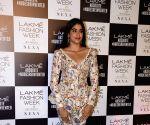 Lakme Fashion Week Summer/Resort 2018 - Sridev, Janhvi Kapoor