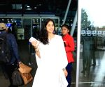 Janhvi Kapoor seen at airport