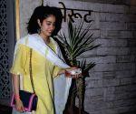 Janhvi Kapoor seen at Juhu