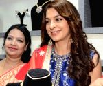 Juhi Chawla during a programme in Patna