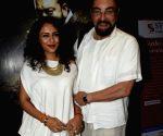 "Special screening of film ""Saheb Biwi Aur Gangster 3"" - Kabir Bedi and Parveen Dusanj"