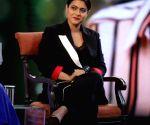 """Kajol at """"NDTV Yuva 2018"""