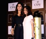 Kajol Devgan during the launch of Olay Total Effects new cream