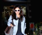 Kajol spotted at Muah Salon