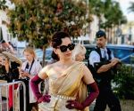 Kangana Ranaut's latest saree look is totally drool- worthy, see pics
