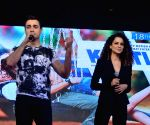 Promotion of film Katti Batti at the college festival Umang