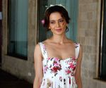 "Kangana Ranaut during the promotion film ""Simran"