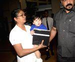 Taimur Ali Khan, Nisha Kaur Weber and other kids attend Kainaat Singha's birthday party