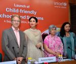 Launch of Child-friendly school systems